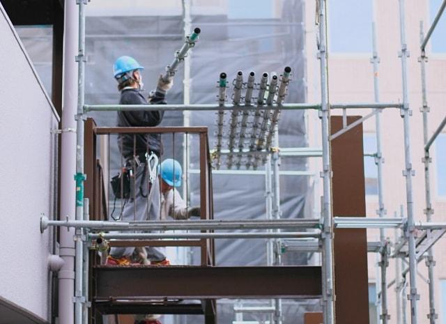 大規模修繕工事の防犯対策② 工事中の不審者侵入はここに注意