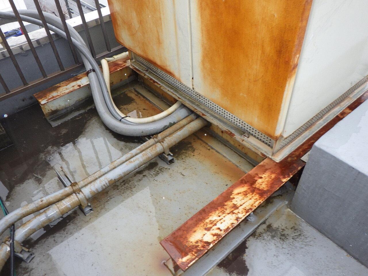 マンション鉄部・金物の「錆び」、点検すべき注意ポイントと修繕計画