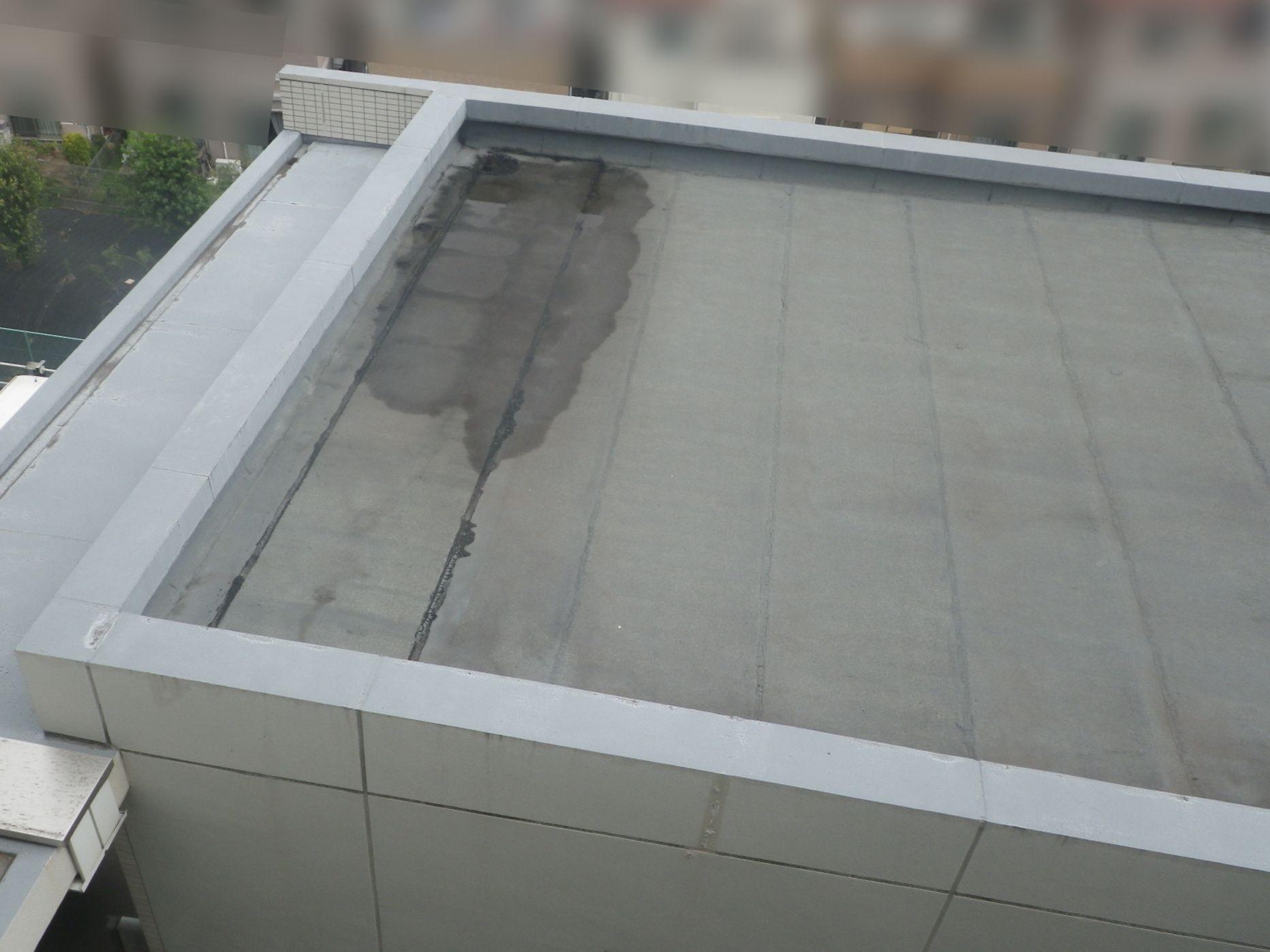 マンション屋上防水の劣化のサイン、建物への影響は?