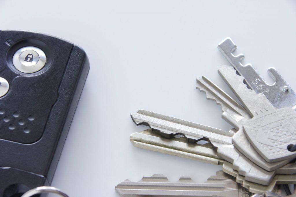 マンションの鍵の交換