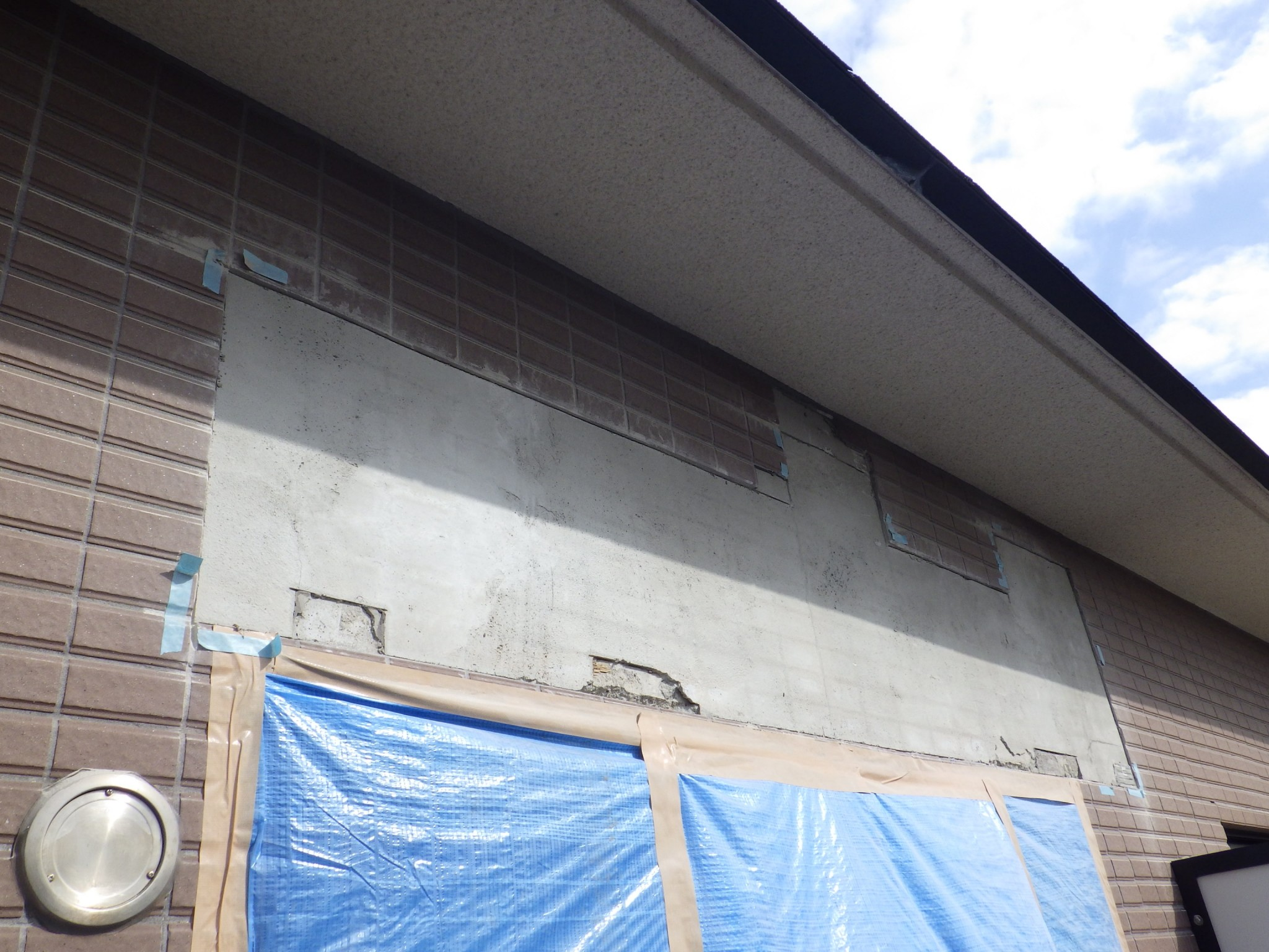 外壁タイルの浮き・剥離に悩むマンションへ、「脱タイル」という新しい選択肢