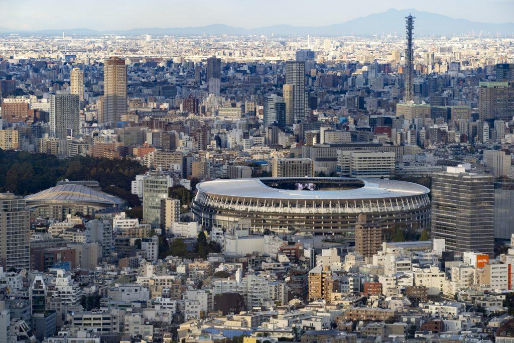 東京オリンピックと大規模修繕工事後の施工費用