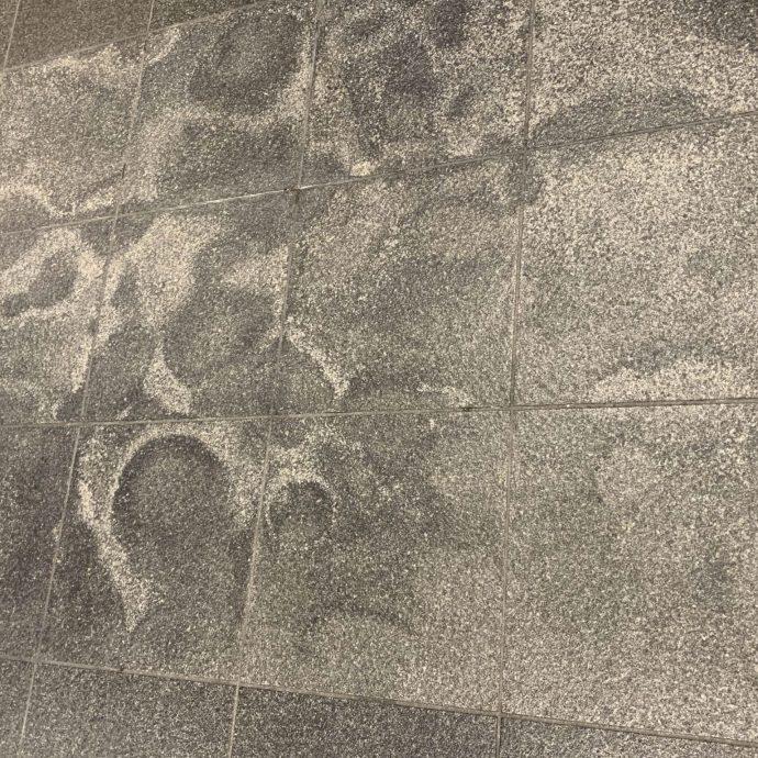 マンションの石張り床・石張り外壁の不具合と対処法