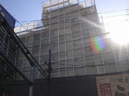 マンションの大規模修繕工事