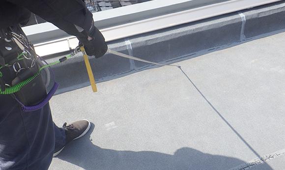 屋上面の打診診断