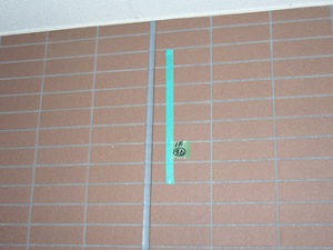 マンション外壁タイル_0905